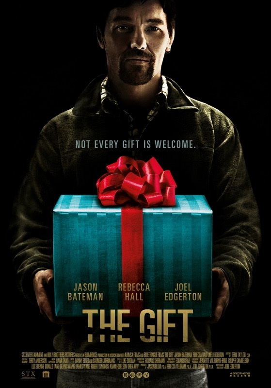 The Gift poster, © 2015 Remain in Light