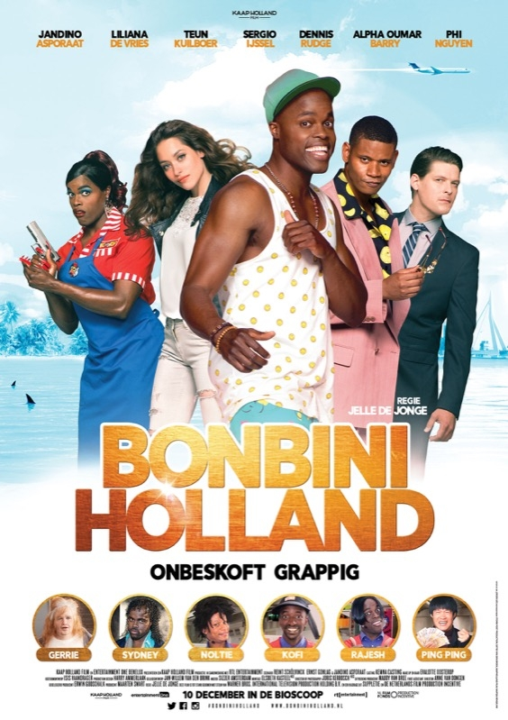 Bon Bini Holland poster, © 2015 Entertainment One Benelux