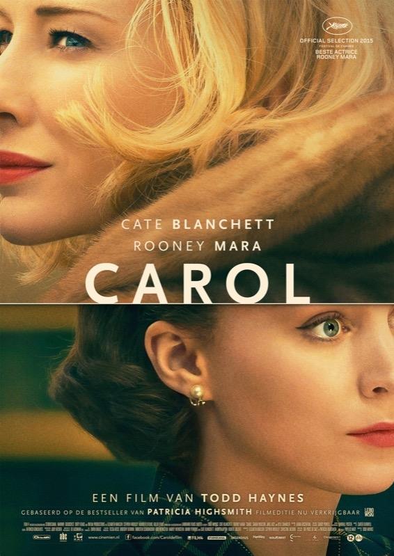 Carol poster, © 2015 Cinemien