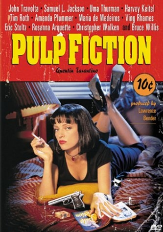 poster 'Pulp Fiction' © 1994 Concorde Film