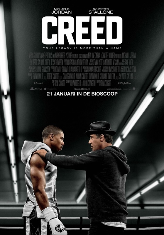 Creed poster, © 2015 Warner Bros.