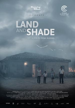 La tierra y la sombra poster, © 2015 Amstelfilm