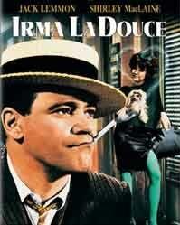 Poster van 'Irma la Douce' (c) 1963