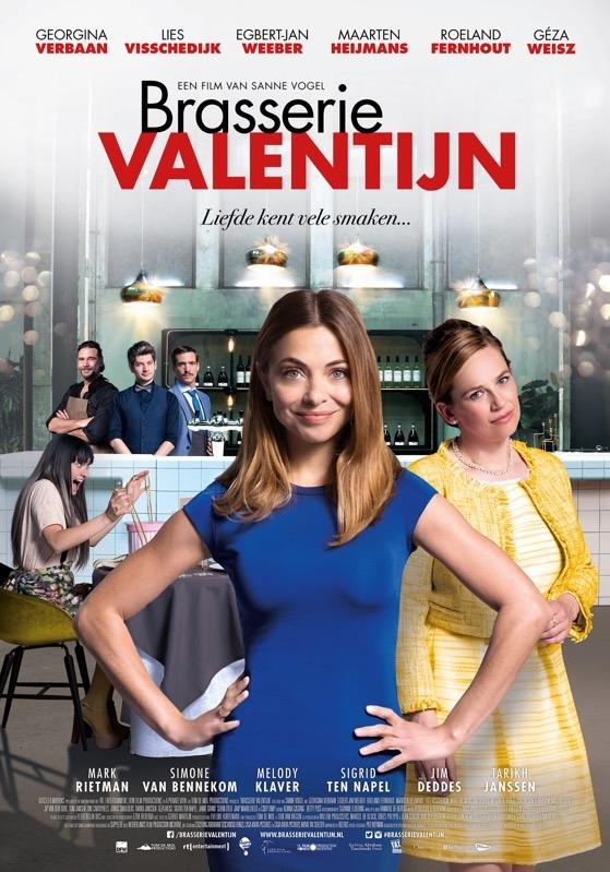 Brasserie Valentijn poster, © 2016 Dutch FilmWorks