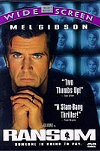 poster 'Ransom' © 1996 Touchstone Pictures