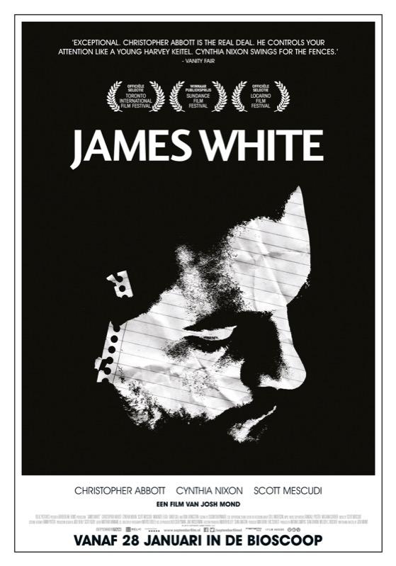 James White poster, © 2015 September