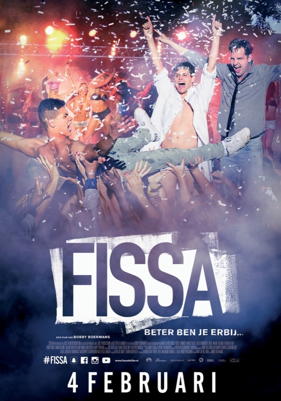 Fissa poster, © 2016 Just Film Distribution