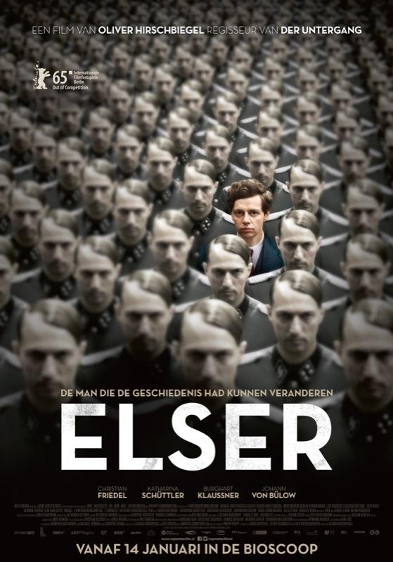 Elser poster, © 2015 September
