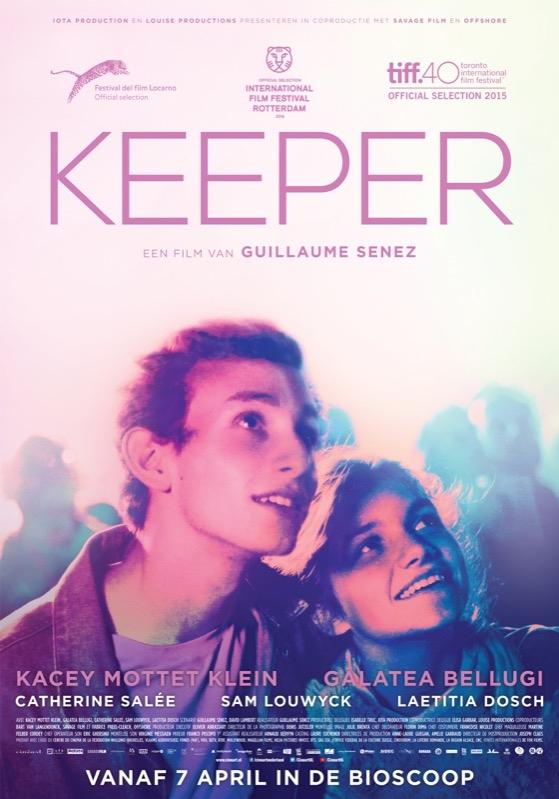 Keeper poster, © 2015 Cinéart