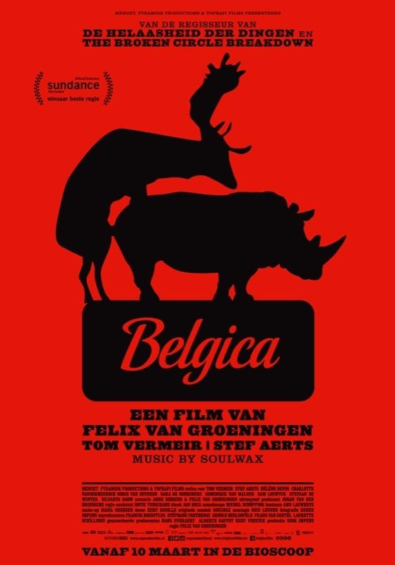 Belgica poster, © 2015 September