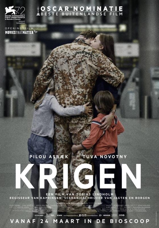 Krigen poster, © 2015 September