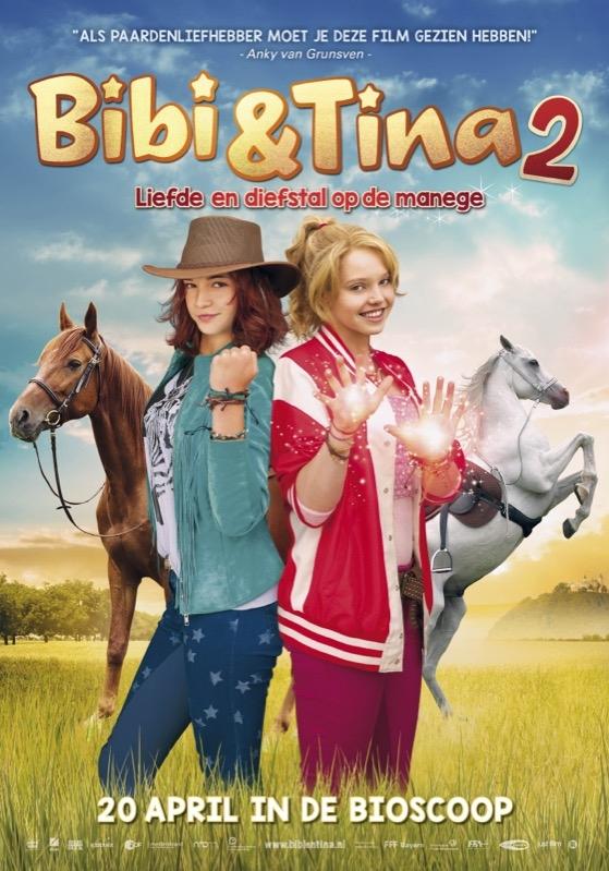 Bibi & Tina: Voll verhext! poster, © 2014 Just Film Distribution