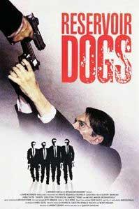 poster 'Reservoir Dogs' © 1992 Egmont Film