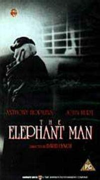 Poster 'The Elephant Man' (c) 1980