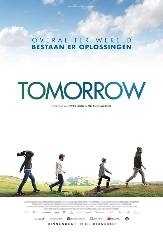 Demain poster, © 2015 Cinéart