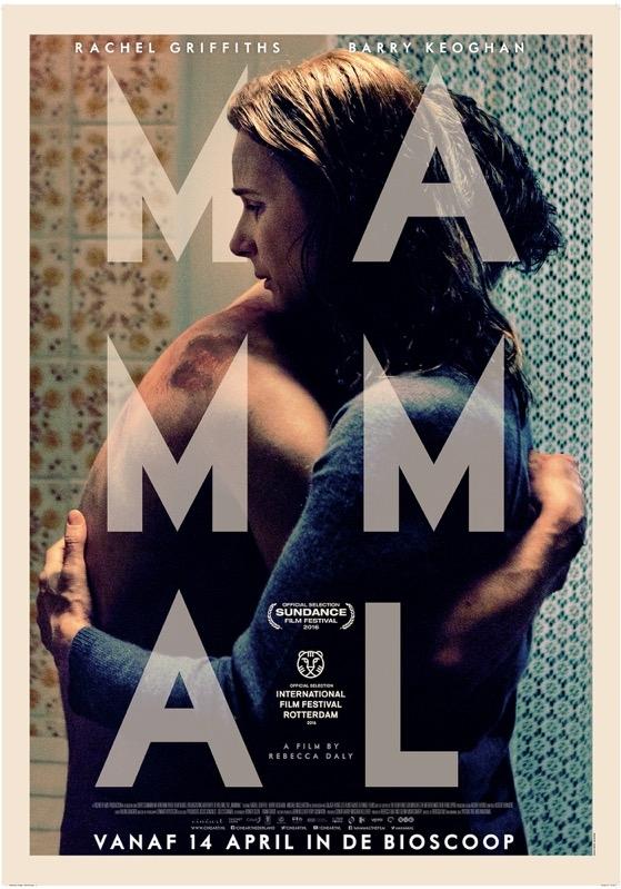 Mammal poster, © 2016 Cinéart