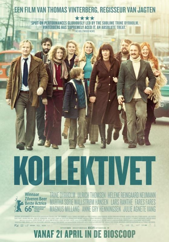 Kollektivet poster, © 2016 September