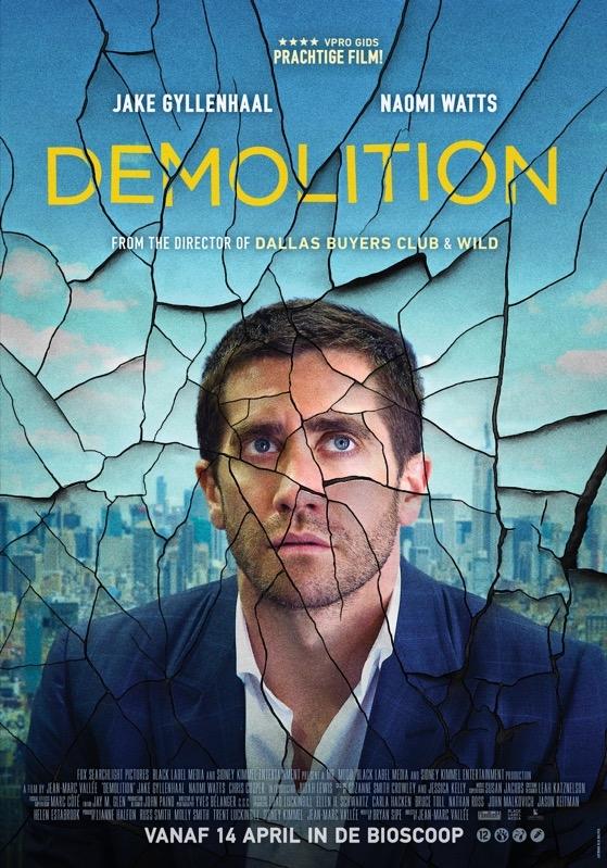 Demolition poster, © 2015 Remain in Light