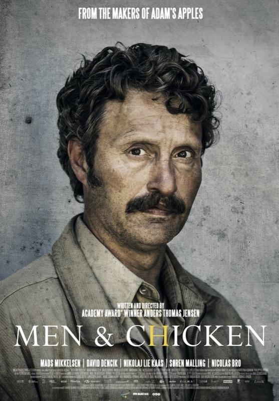 Mænd & høns poster, © 2015 Imagine