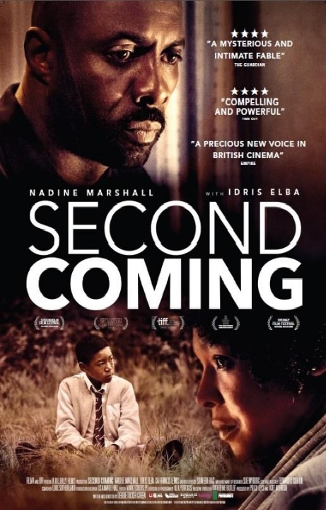 Second Coming poster, © 2014 Full Colour Entertainment