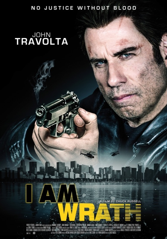I Am Wrath poster, © 2016 Dutch FilmWorks