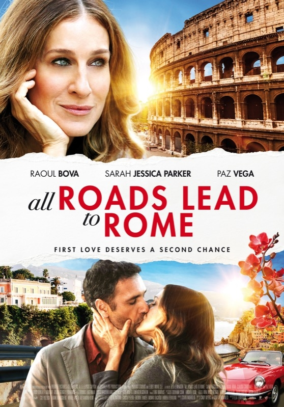 All Roads Lead to Rome poster, © 2015 Dutch FilmWorks
