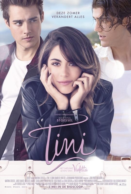 Tini: El gran cambio de Violetta poster, © 2016 Walt Disney Pictures