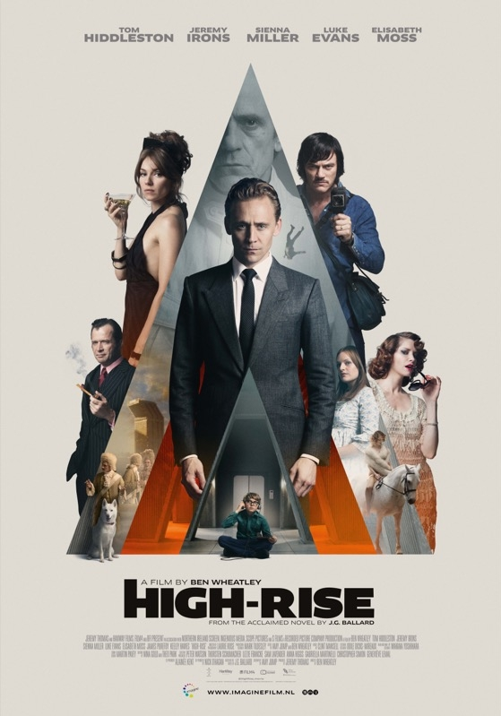 High-Rise poster, © 2015 Imagine