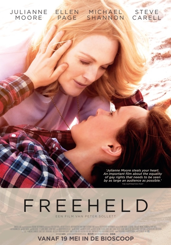 Freeheld poster, © 2015 September