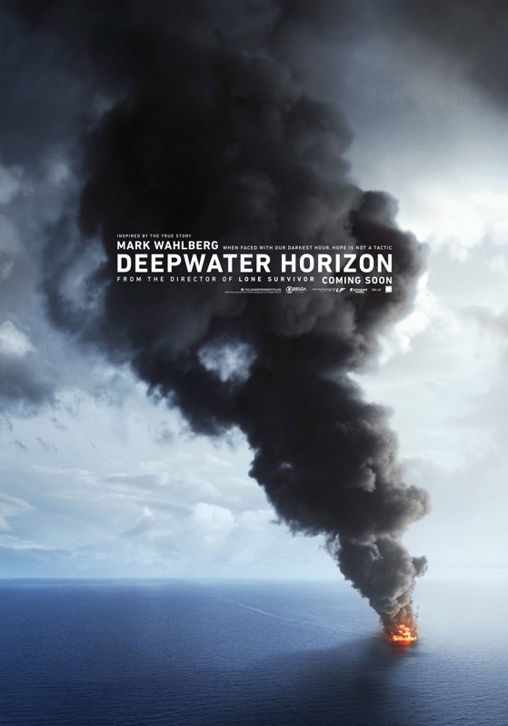 Deepwater Horizon poster, © 2016 Independent Films