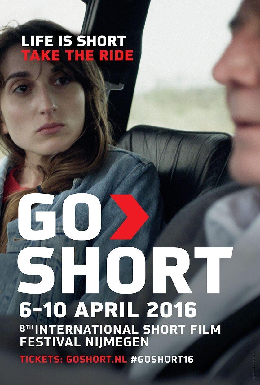 Go Short 2016 poster, copyright in handen van productiestudio en/of distributeur