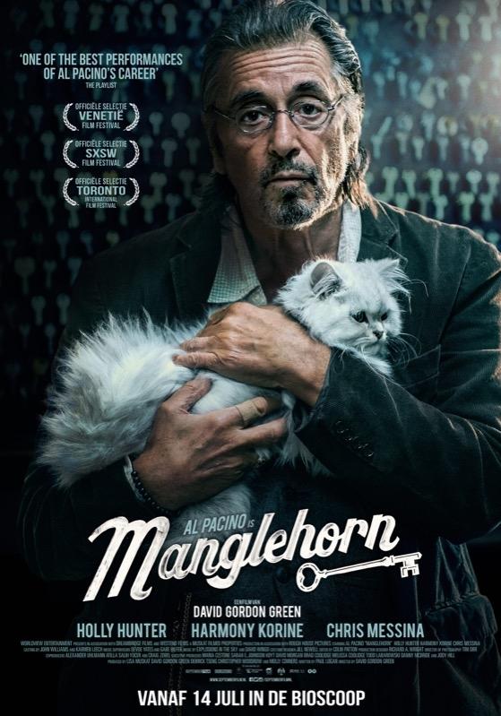 Manglehorn poster, © 2014 September
