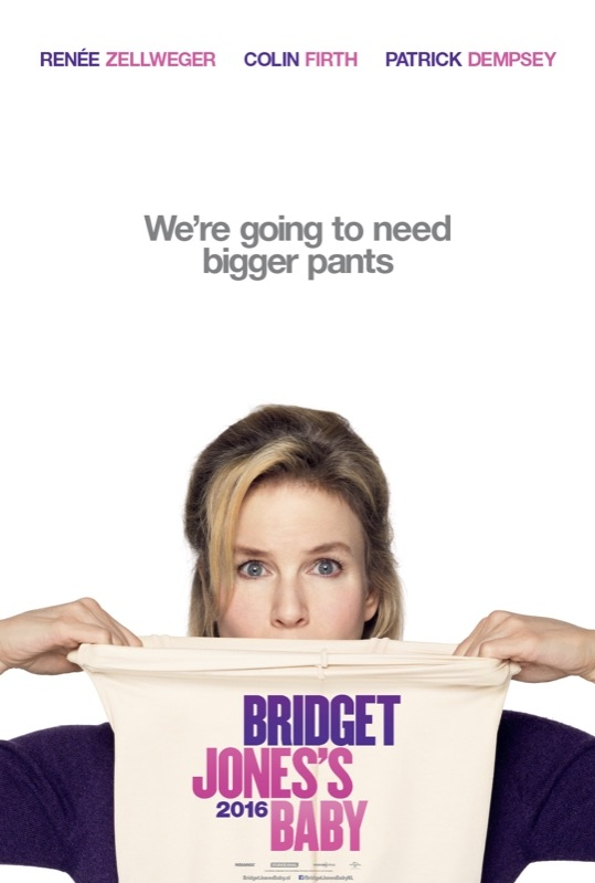 Bridget Jones's Baby poster, © 2016 Universal Pictures International