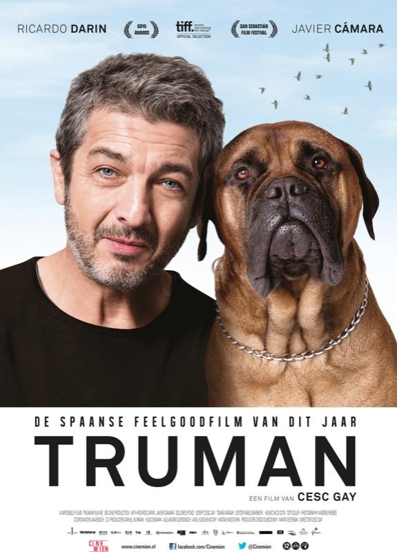 Truman poster, © 2015 Cinemien