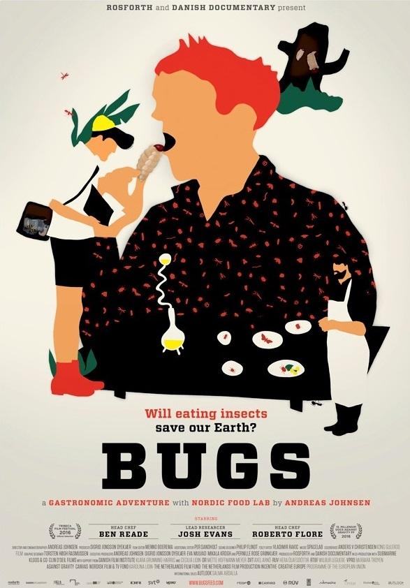 Bugs poster, © 2016 Herrie