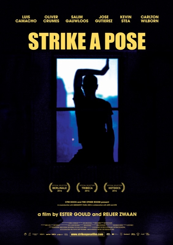 Strike a Pose poster, © 2016 Cinemien