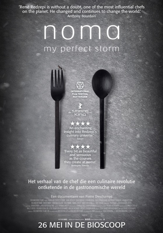 Noma My Perfect Storm poster, © 2015 September