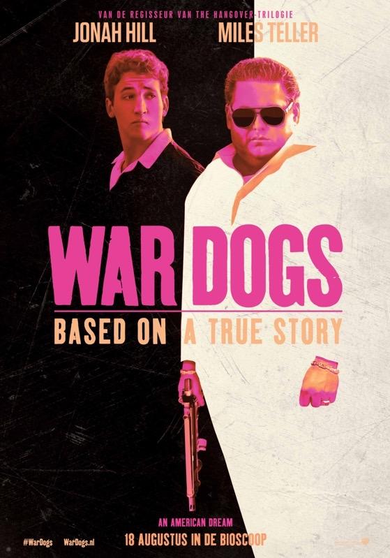 War Dogs poster, © 2016 Warner Bros.