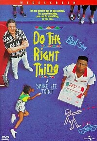 Poster 'Do the Right Thing' © 1989