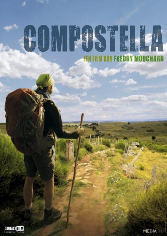 Compostelle, le chemin de la vie poster, © 2015 Contact Film