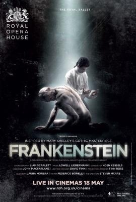 Opera: Frankenstein poster, copyright in handen van productiestudio en/of distributeur