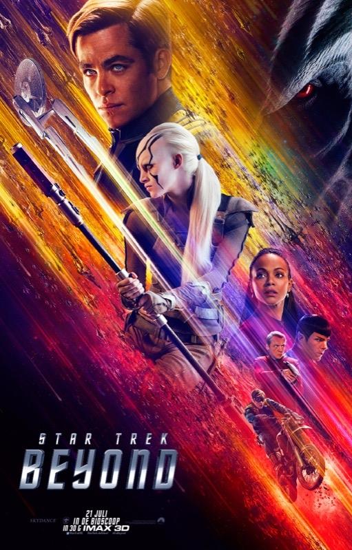 Star Trek Beyond poster, © 2016 Universal Pictures International