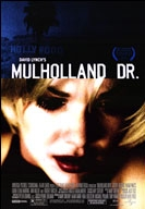 Poster 'Mulholland Drive' (c) 2002 A-Film Distribution