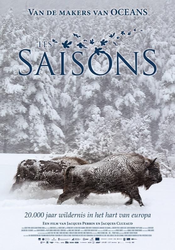 Les saisons poster, © 2015 Dutch FilmWorks