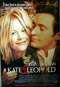 Poster 'Kate & Leopold' (c) 2002 RCV
