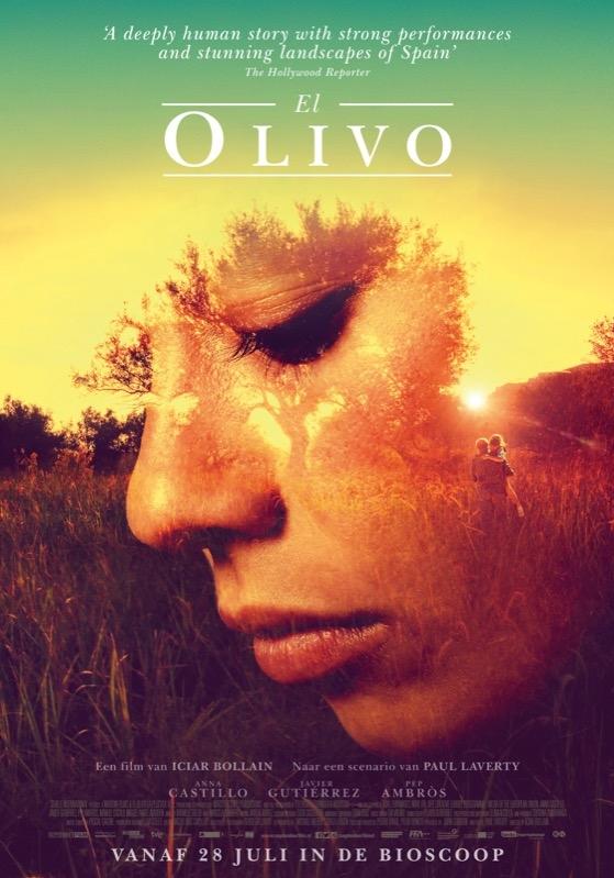 El olivo poster, © 2016 September