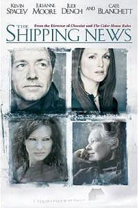 Poster 'The Shipping News' © 2002 RCV Film Distribution