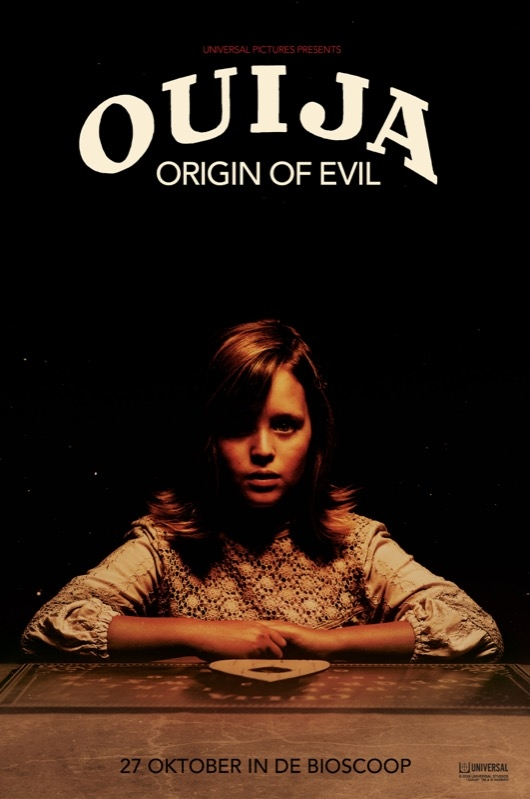 Ouija 2 poster, © 2016 Universal Pictures International