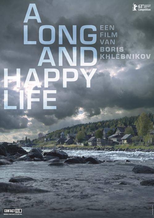 Dolgaya schastlivaya zhizn poster, copyright in handen van productiestudio en/of distributeur