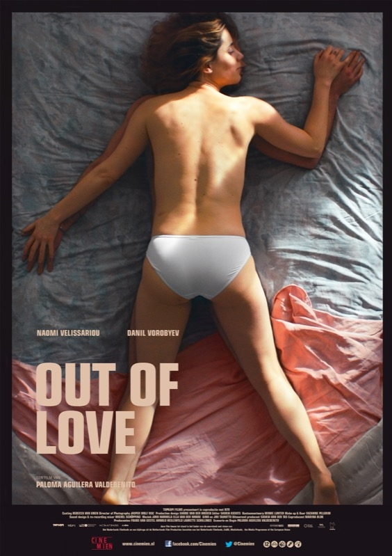 Out of Love poster, © 2015 Cinemien